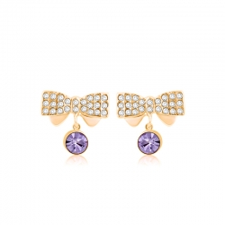 Earrings Emotion Yparah - Swarovski's crystals